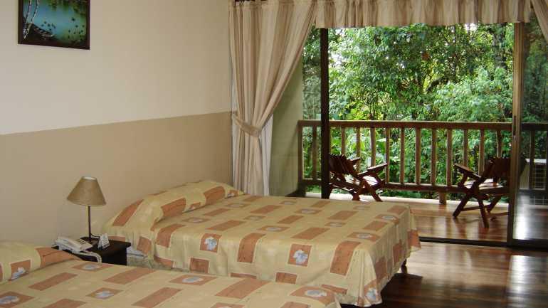 Hotel El Bambu
