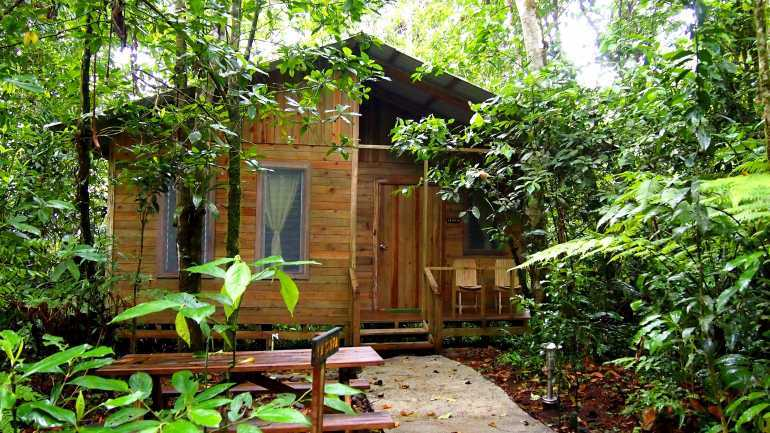 Espino Blanco Lodge