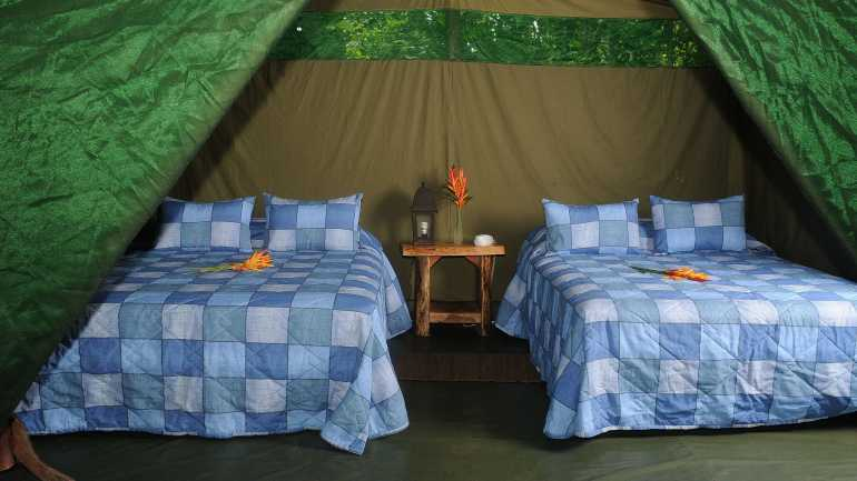 Tent Suites