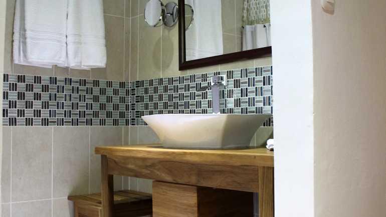 Habitación Standard con aire acondicionado